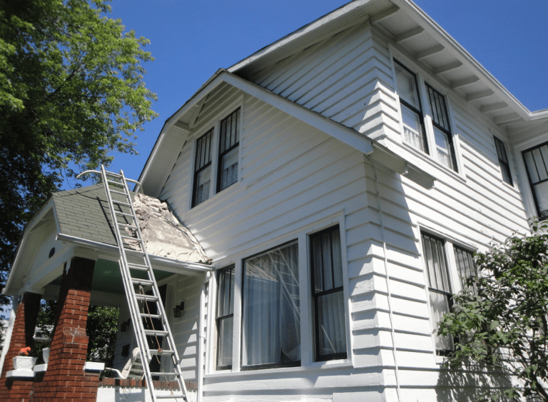 exterior house painting Greenville, SC