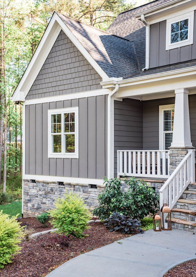 Considering Gray Exterior Paint? Here Are 7 Ideas That Will Help You Decide | Hunker