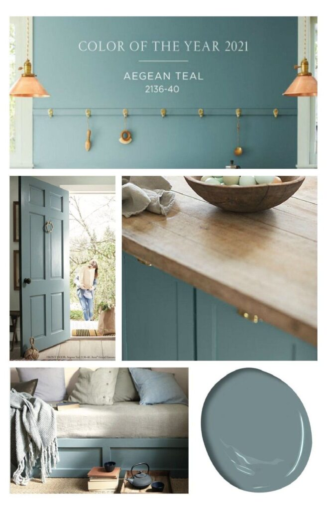 interior paint colors for house ideas