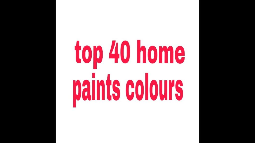 #1, Exterior house painting colours by COLOURsection