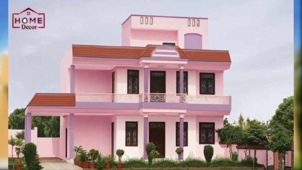 Best 25 Asian Paints Color Combination for Exterior Design 2021