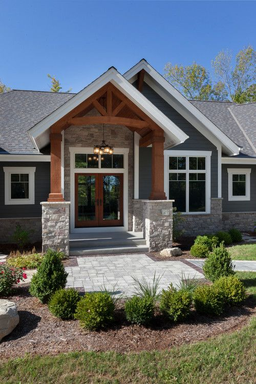 Craftsman Home from Builder Grade: Get the Look