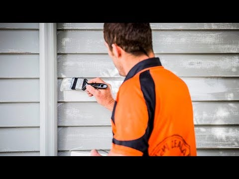 How to Paint Exteriors | Mitre 10 Easy As DIY