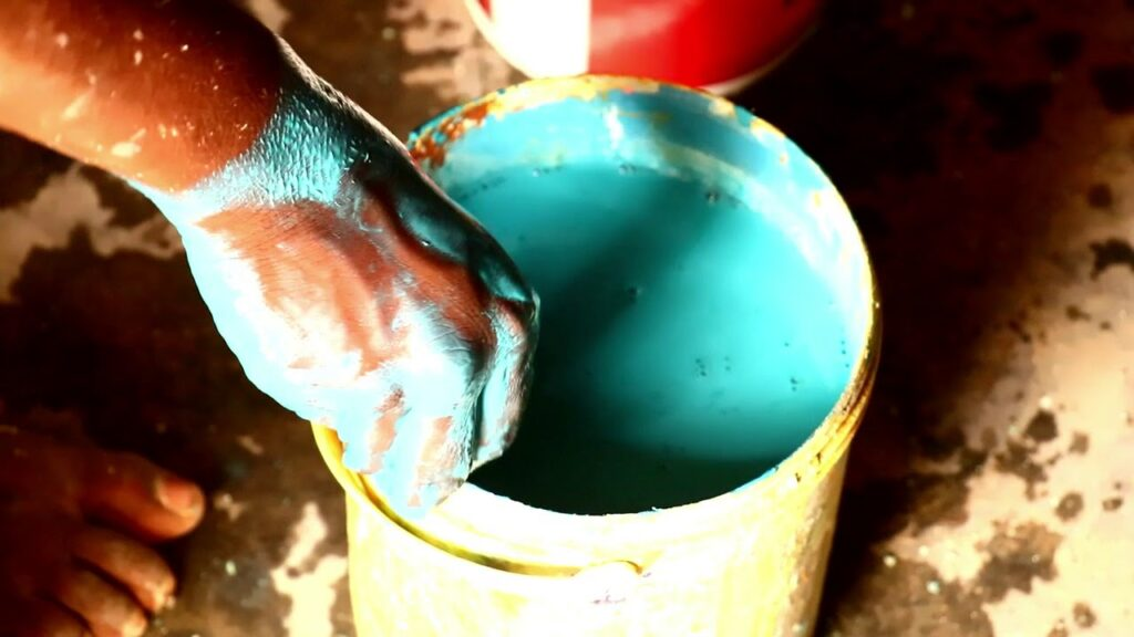 How to home wall painting or interior house painting/Berger express painting the room painting