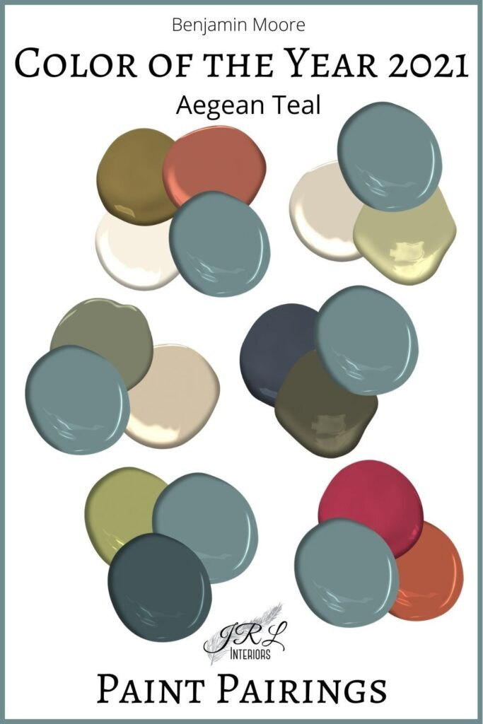 JRL Interiors — The Benjamin Moore Color of the Year 2021