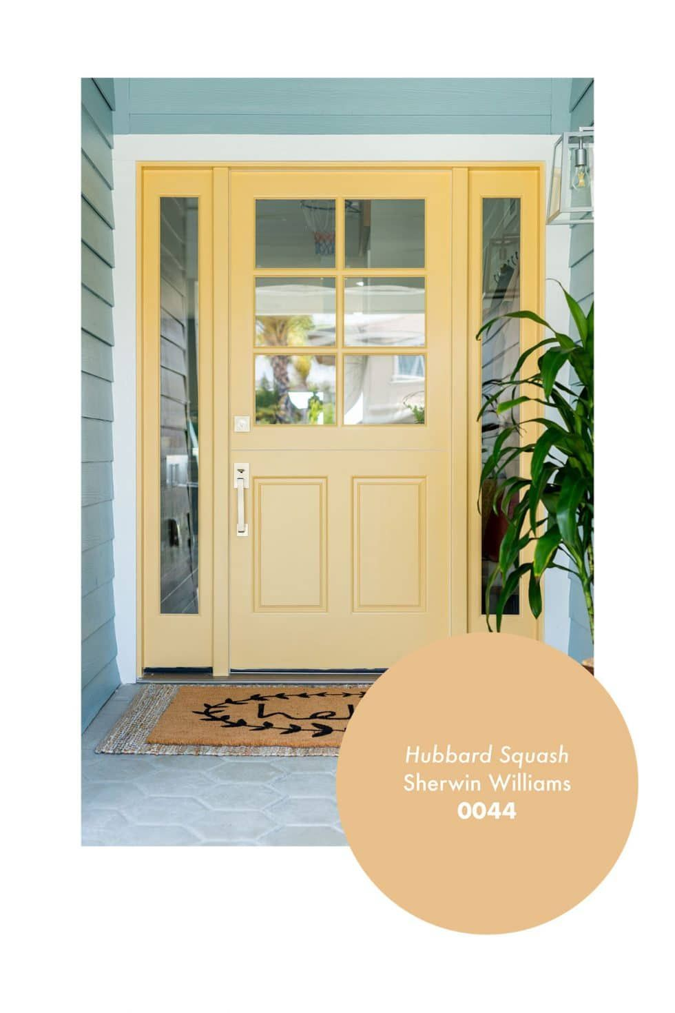 My 7 Favorite Front Door Paint Colors | The Blog by Jasmine Roth