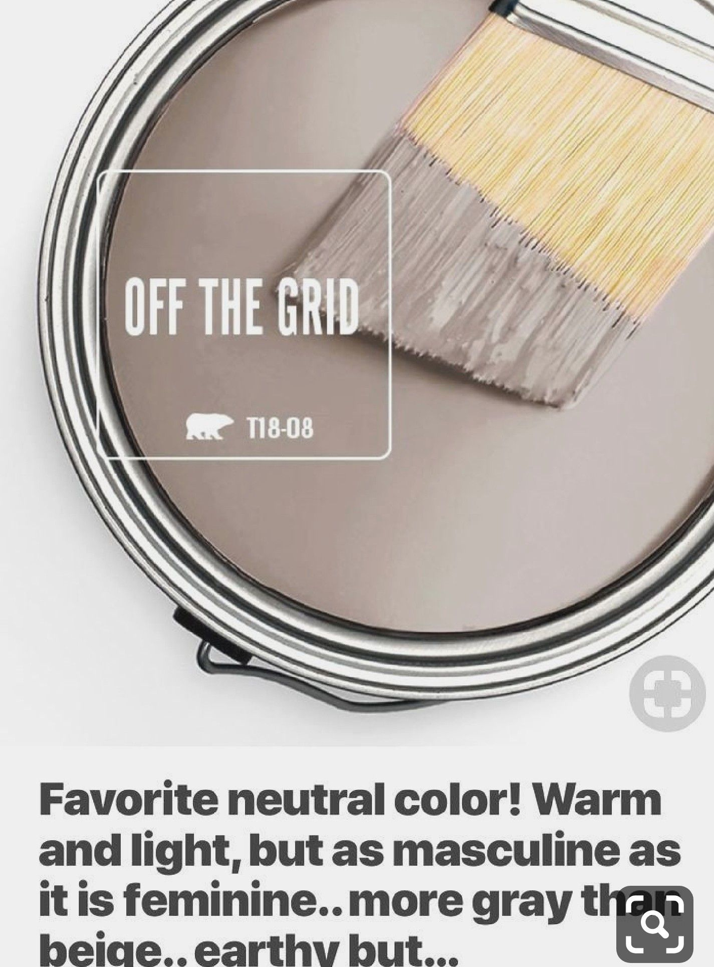 Off The Grid- Behr