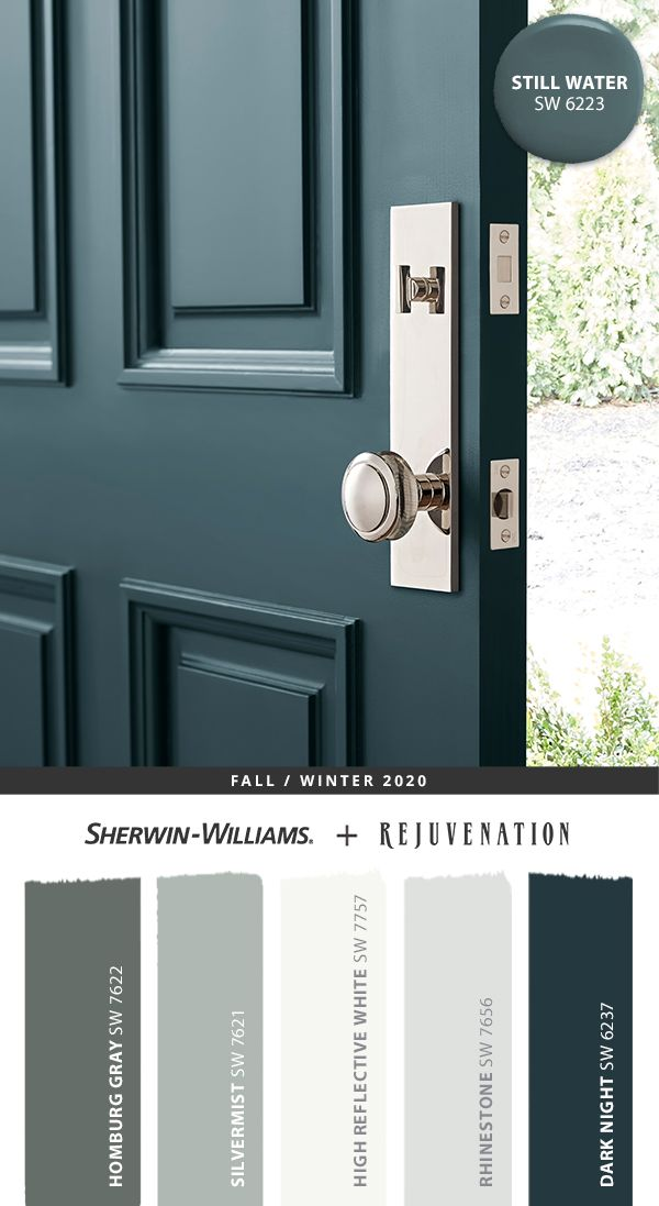Paint Colors for Doors - Sherwin-Williams